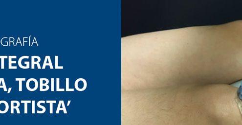 VIII CURSO SUPERIOR UNIVERSITARIO DE ECOGRAFÍA 'ABORDAJE INTEGRAL DE LA RODILLA, TOBILLO Y PIE DEL DEPORTISTA'