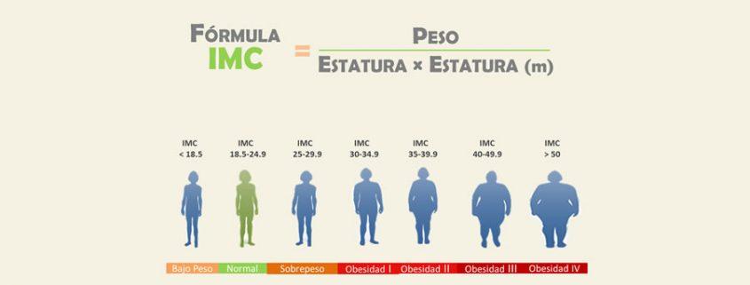 Índice de masa corporal y hábitos alimenticios II