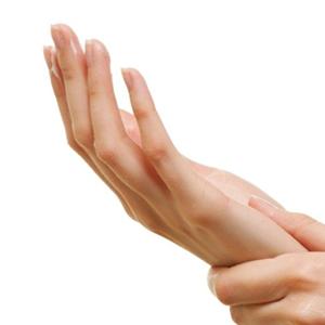 Lesión en dedos