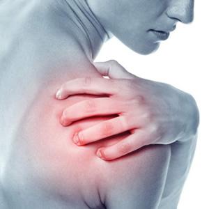 Caso clínico - lesión del hombro