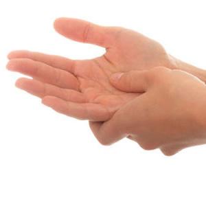 Caso clínico - lesión en mano