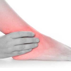 Caso clínico - lesión en tobillo