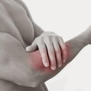 Caso clínico del brazo