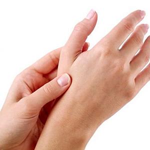 Lesión de mano