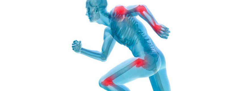 Lesiones deportivas frecuentes