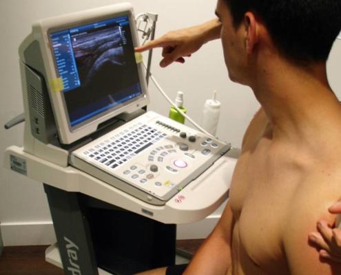La ecografía en medicina deportiva puede acortar la recuperación de lesiones